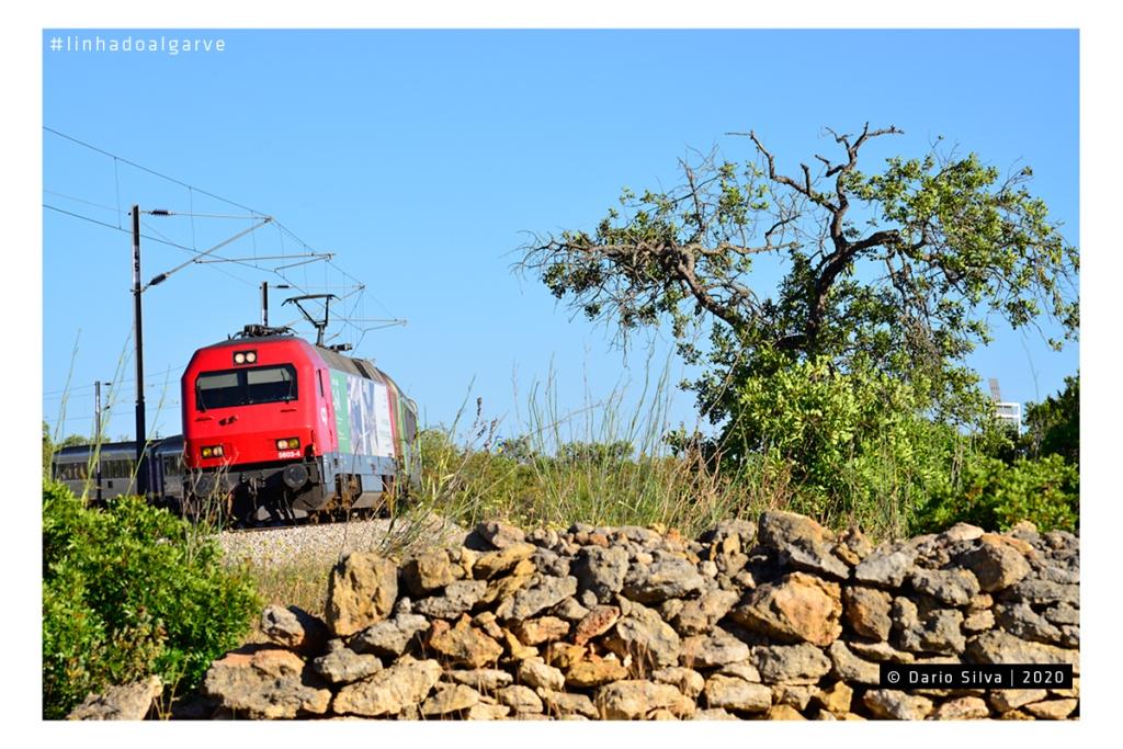 Intercidades Faro-Lisboa